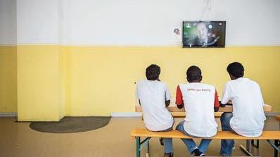 FLÜCHTLINGE: Neue Strukturen im Asylbereich