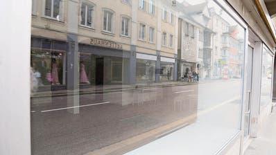 RORSCHACH: Lücken an der Shoppingmeile