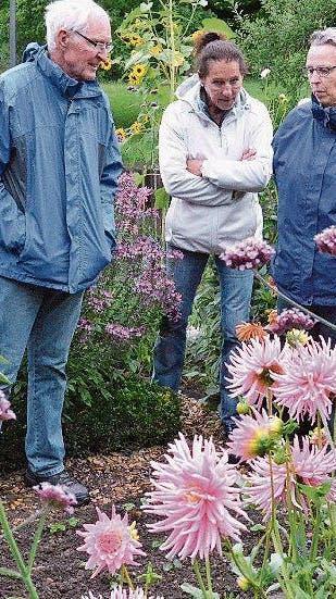 ESCHLIKON: Hinter dem Gartenzaun willkommen