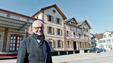 EGNACH: Thurella-Areal: «Wir wollen nichts verschenken»