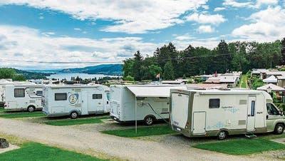 «Hüttenberg» bleibt beliebtester Campingplatz
