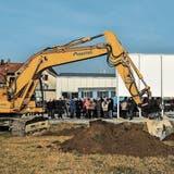 MÜNCHWILEN: Baubeginn im Rebenacker