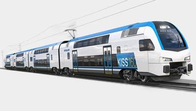 MILLIONENAUFTRAG: Stadler fertigt Züge für Slowenien