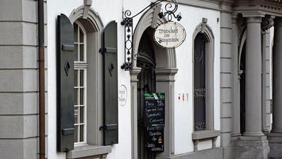 FRAUENFELD: Bürgerstube benötigt Beizer