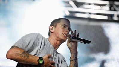Trump-Hasser Eminem komplettiert das Line-Up am «Frauenfelder»