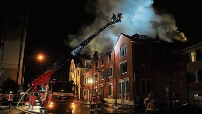 Zwei Verletzte bei Brand des Restaurants Barone