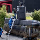 Staatsanwaltschaft fordert lebenslange Haft für U-Boot-Bauer Madsen