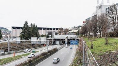 MILLIONENPROJEKT: Bauland bauen für neue Olma-Halle 1