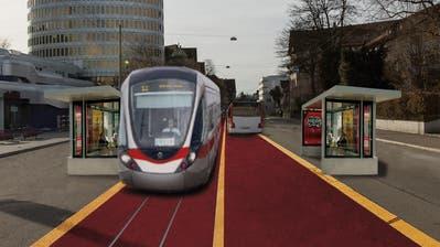 ST.GALLEN: Kanton und Stadt St.Gallen wollen kein Tram