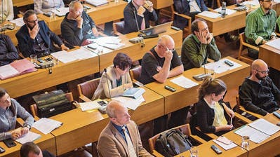 STADTPARLAMENT: Im St.Galler Stadtparlament jagt ein Rücktritt den anderen