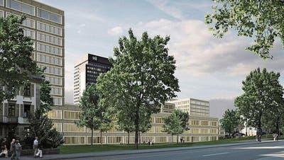 GROSSPROJEKT: Bewilligung für Kantonsspitalausbau erteilt