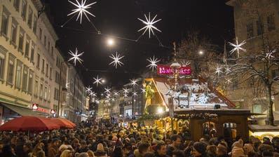 Die schönsten Weihnachtsbeleuchtungen der Ostschweiz
