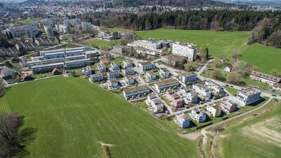 """VERNETZUNG: Remishueb wird das erste """"smarte Quartier"""" St.Gallens"""