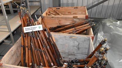DEGERSHEIMER WAFFENNARR: Die 1,3 Millionen Franken stammen nicht aus Waffenhandel