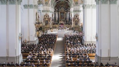 TRAUERFEIER: St.Gallen nimmt Abschied von seinem Stadtrat Nino Cozzio