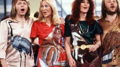 Schwedische Pop-Gruppe Abba für zwei Songs wiedervereint