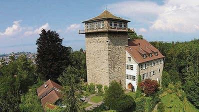 """Das Schloss Sulzberg, auch """"Möttelischloss"""" genannt, in Untereggen steht für 9,5 Millionen Franken zum Verkauf."""