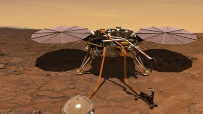 ETH-Forscher wollen mit Nasa-Mission das Innere des Mars erkunden