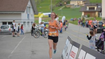 Christina Fenk baut Vorsprung auf zweiter Etappe des Go-in6weeks aus