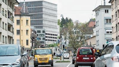 ST.GALLEN: Das wird neu bei der Zürcher Strasse in St.Gallen