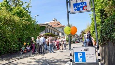STRASSENRAUM: Berner Modell als Vorbild: Luzern begrüsst Begegnungszonen