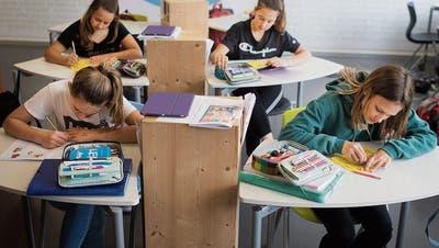 SCHULE: Mehr Mädchen für die Sek