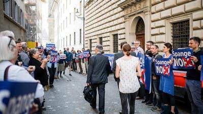 BAUPROJEKT: Spange Nord: Luzerner Regierung muss Übungsabbruch prüfen