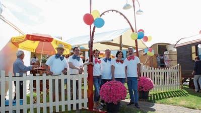TÄGERWILEN: Ferienstimmung im Zirkuswagen