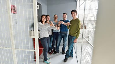 "FRAUENFELD: Abenteuer und Rätsel: Escape Room eröffnet im ""Houdini's Quest"""