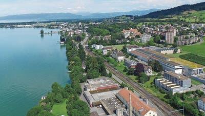 STEG: Verlauf des Uferwegs in Rorschacherberg ist fixiert
