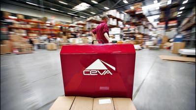 BAAR: Ceva Logistics bei Debüt an der Schweizer Börse massiv unter Druck