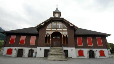 Das alte Schützenhaus von Beckenried. (Archivbild NZ)