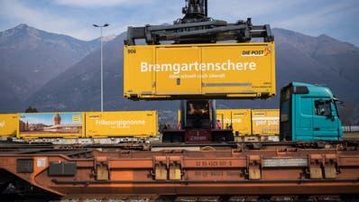 Neue Strategie für den Schienengüterverkehr von morgen