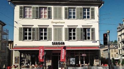 «Seeger» zum Verkauf ausgeschrieben