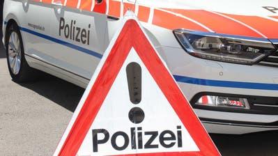 Der letzte Drogendealer ging der Zuger Polizei am Dienstagnachmittag an der Oberdorfstrasse in Baar ins Netz.         Bild Pd