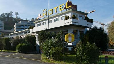 Das Motel Pilatusblick in Kriens. (Bild: Dominik Wunderli)