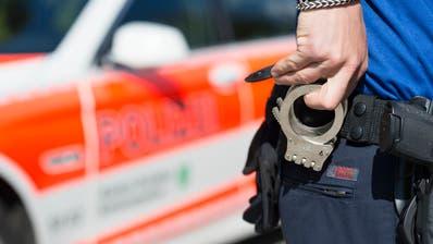 Der Mann meldete den Streit mit seiner Frau bei derPolizeistationWil.