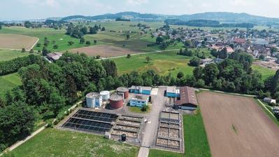 Die ARA Münchwilen soll in den nächsten Jahren unter anderem eine Anlage zur Beseitigung von Mikroverunreinigungen erhalten. (Bild: Olaf Kühne)