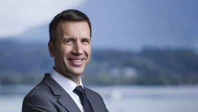 Philipp Keller wird Verwaltungsratspräsident der Kirchfeld AG. Bild: PD