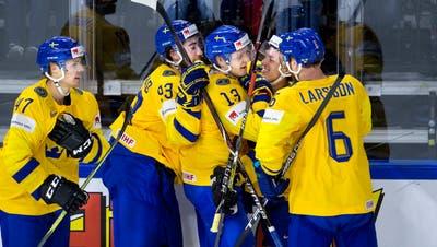 Schweden souverän im WM-Final