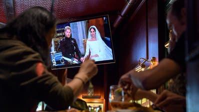 Mehr als 29 Millionen US-Zuschauer verfolgten royale Hochzeit