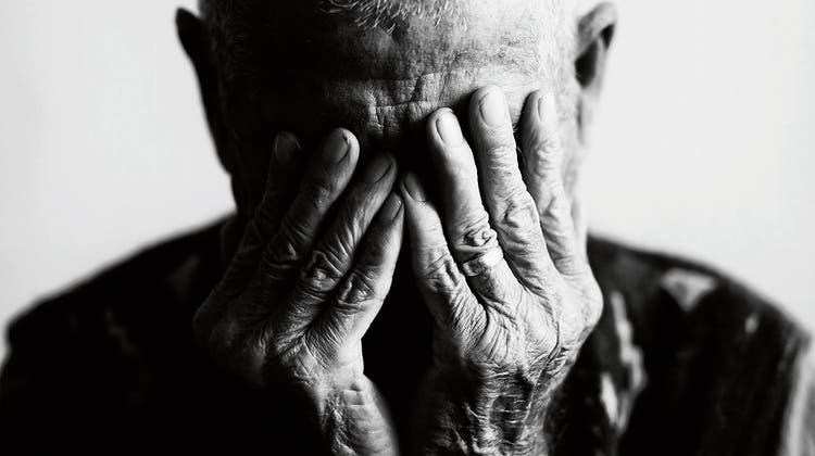 Demenz-Patient: «Ich habe genug geredet»