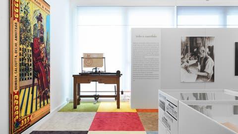 Die Ostschweizer Textilausstellung «Iigfädlet» im vergangenen Jahr wurde von mehreren Ausserrhoder Stiftungen mitfinanziert. (Bild: Jürg Zürcher)