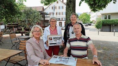 Pfahlbauer-Eintopf: Rorschacher Senioren schreiben ein Kochbuch