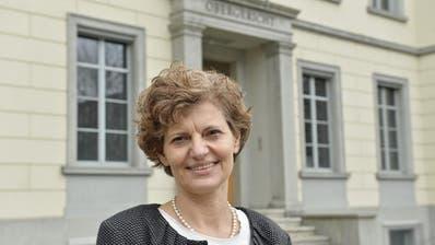 Neue Obergerichtspräsidentin: Anna Katharina Glauser Jung. (Bild: Donato Caspari)