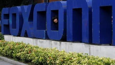 Foxconn plant grössten Börsengang in China seit drei Jahren