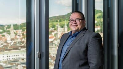 Christian Geiger führt die Stadt St.Gallen als Digitalchef in die Zukunft
