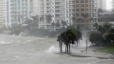 Hurrikan-Saison 2018 im Atlantik mit bis zu vier schweren Stürmen