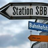 Mit der Erweiterung der ehemaligen Bahnhof- und heutigenCheerstrasseim Luzerner Stadtteil Littau wird im Herbst 2020 begonnen. (Bild:Nadia Schärli)