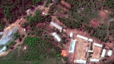 Berichte: Nordkorea zerstört sein Atomtestgelände